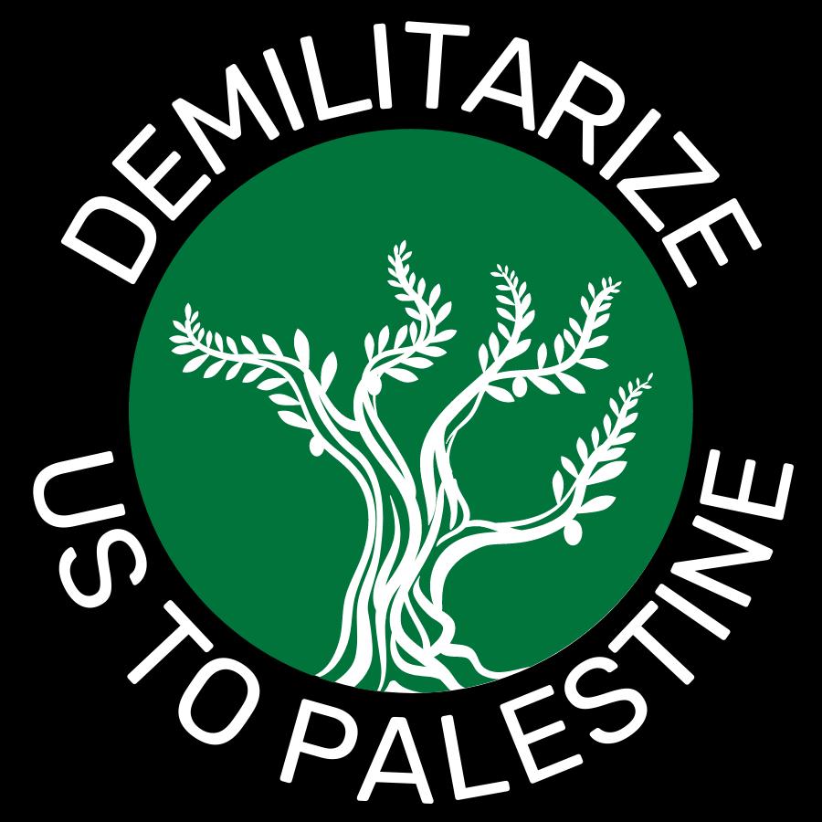 Demilitarize US to Palestine